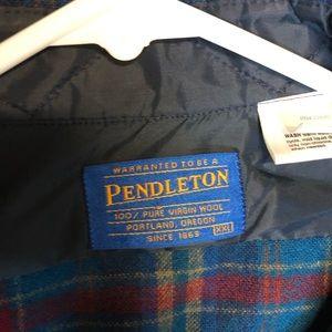 Pendleton Shirts - Pendleton Wool Work Shirt